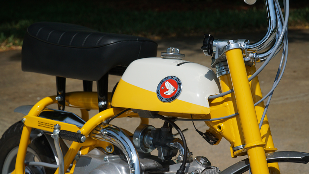 Lot 6383 - 1968 Honda Z50 detail