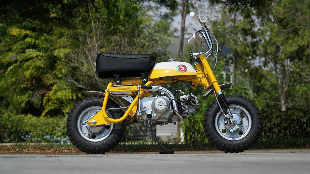 Lot 6383 - 1968 Honda Z50