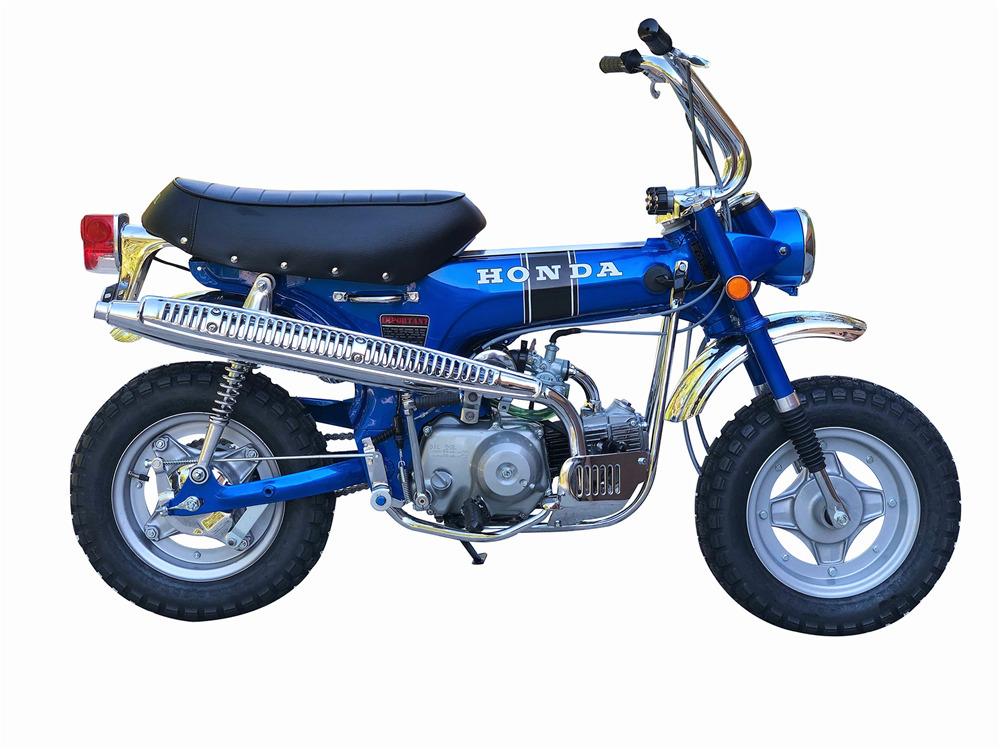 Mini North Scottsdale >> 1970 HONDA CT70 KO MINI-BIKE