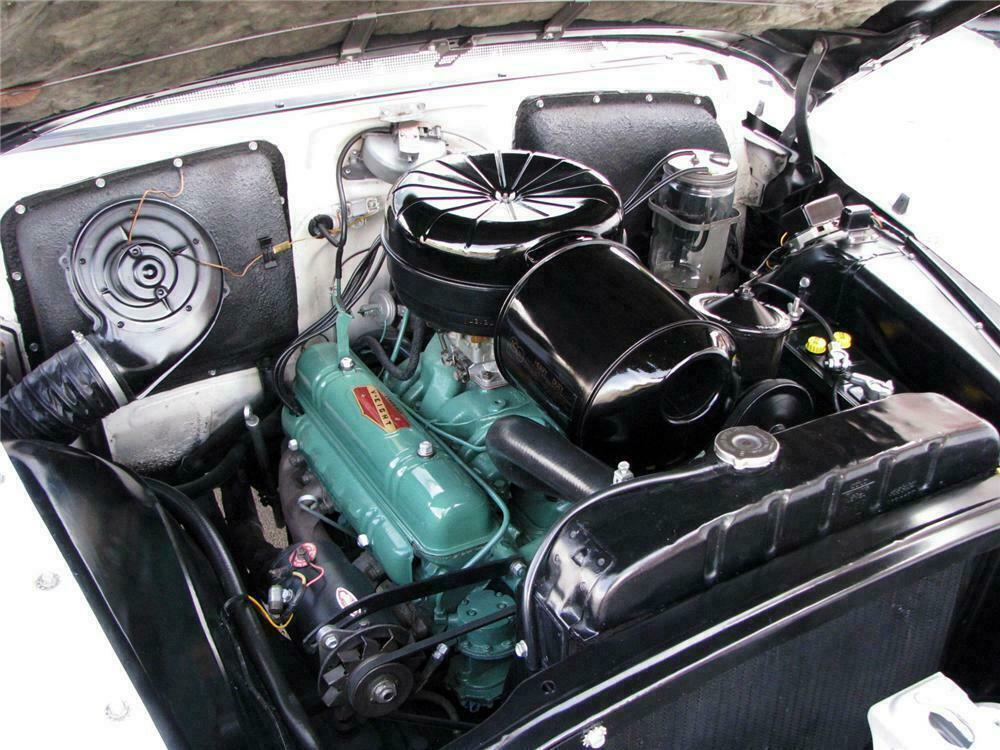 1954 BUICK ROADMASTER 2 DOOR HARDTOP - Engine - 112588