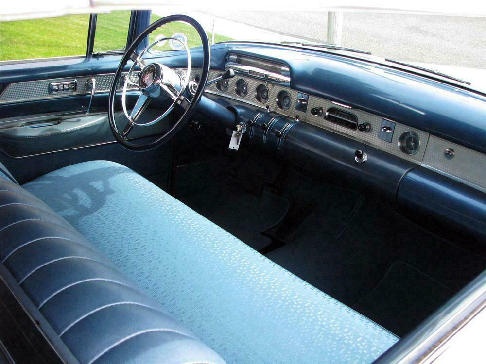 1954 BUICK ROADMASTER 2 DOOR HARDTOP - Interior - 112588