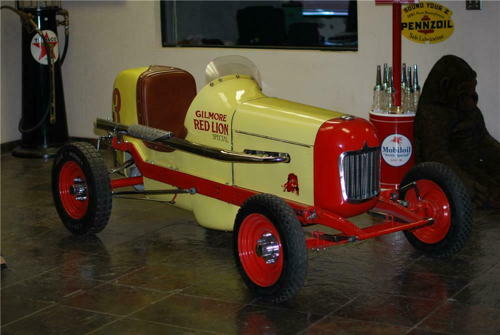 1936 GILMORE RACER SPRINT CAR - Front 3/4 - 161886