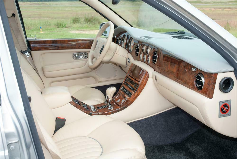 1999 BENTLEY ARNAGE GREEN LABEL 4 DOOR SEDAN