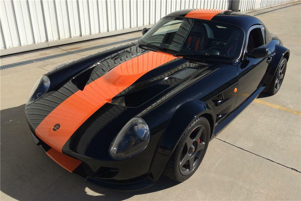 2011 ZOLFE ROAD ROCKET COUPE - Front 3/4 - 181415