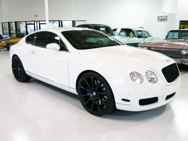 2005 BENTLEY CONTINENTAL GT TWIN TURBO - Front 3/4 - 184982