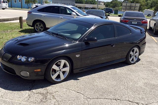 2006 PONTIAC GTO  - Front 3/4 - 195025