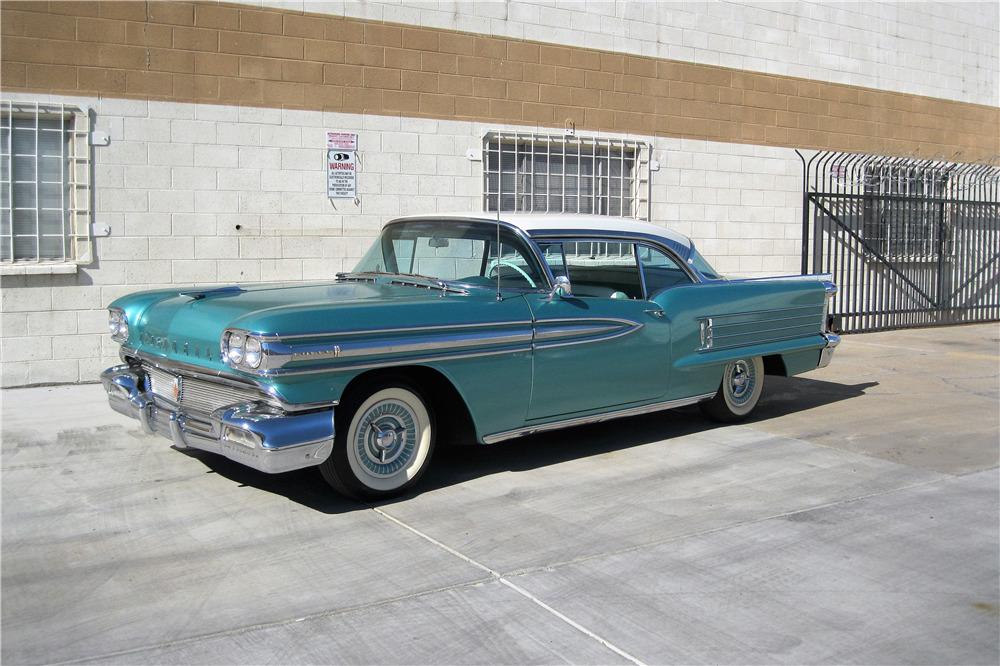 1958 OLDSMOBILE SUPER 88  - Front 3/4 - 202339
