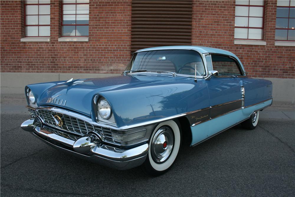 1955 PACKARD 400  - Front 3/4 - 208497