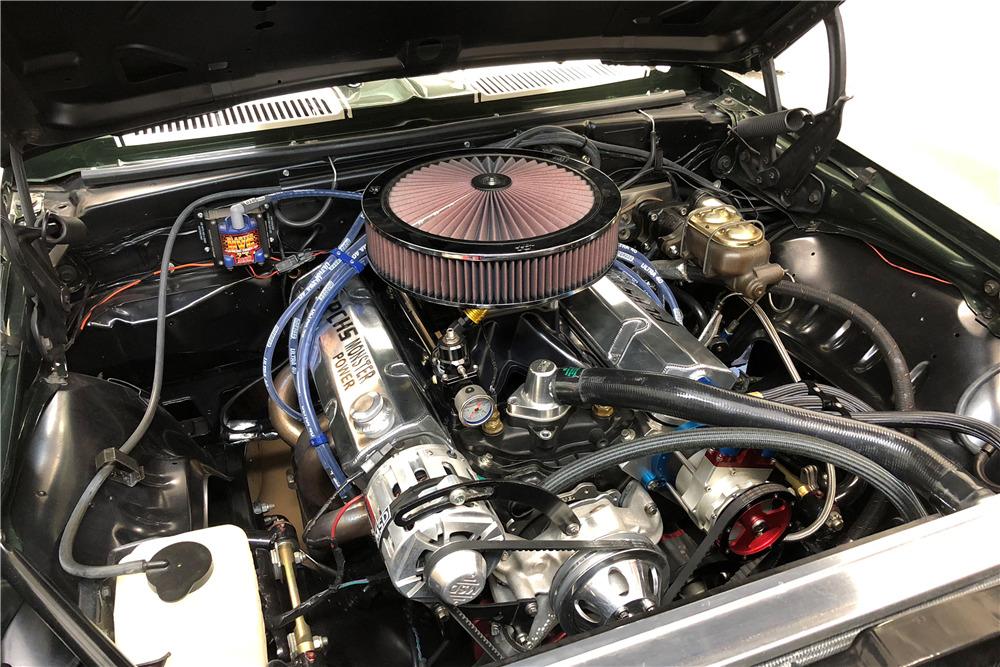 1969 CHEVROLET CAMARO Z/28 RS CUSTOM COUPE - Misc 2 - 210060