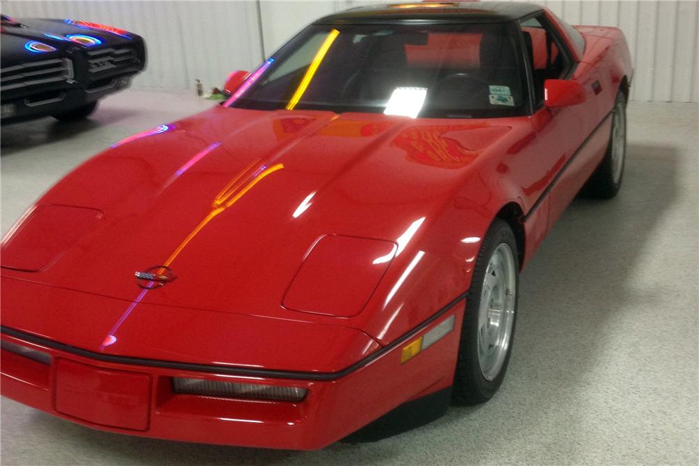 1990 CHEVROLET CORVETTE ZR1 - Misc 1 - 213316