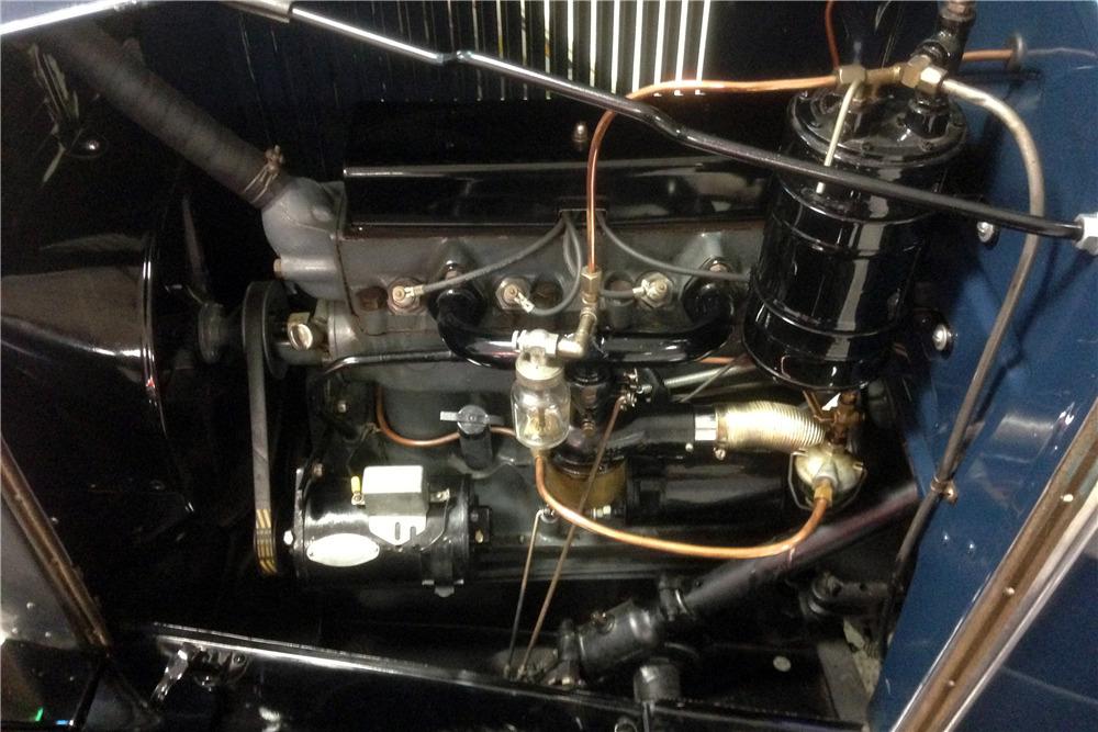 1928 CHEVROLET AB NATIONAL SEDAN - Engine - 213317