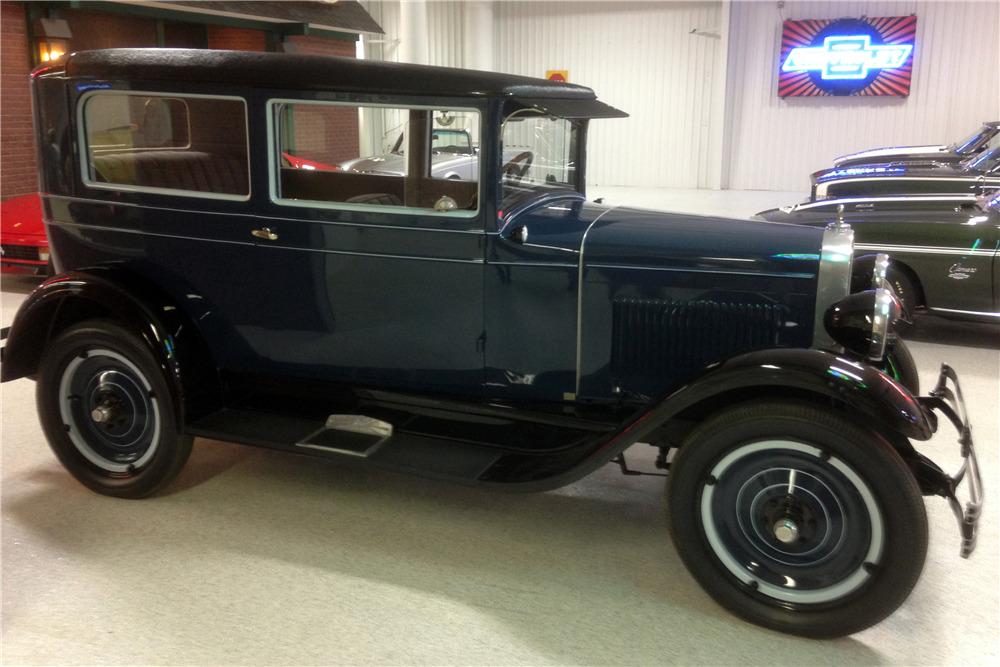 1928 CHEVROLET AB NATIONAL SEDAN - Misc 1 - 213317