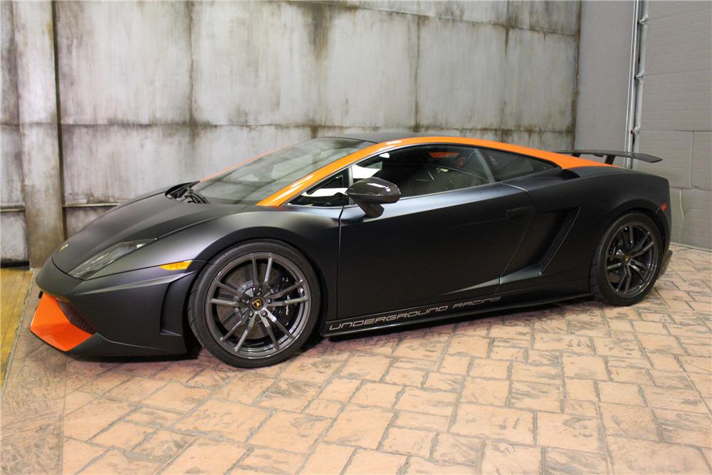 Lamborghini Las Vegas >> 2013 LAMBORGHINI GALLARDO LP570-4 CUSTOM SUPERLEGGERA