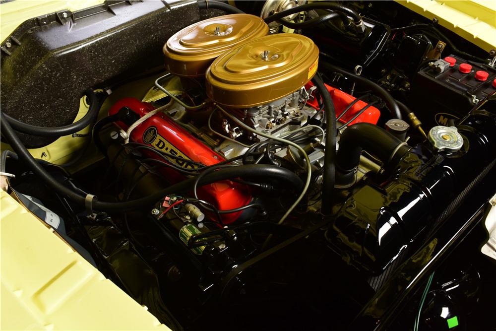 1959 DODGE CUSTOM ROYAL SUPER D-500 CONVERTIBLE - Engine - 217635