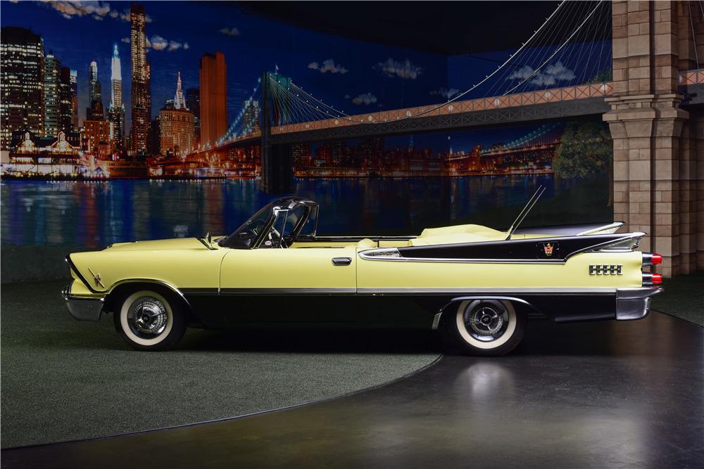 1959 DODGE CUSTOM ROYAL SUPER D-500 CONVERTIBLE - Misc 3 - 217635