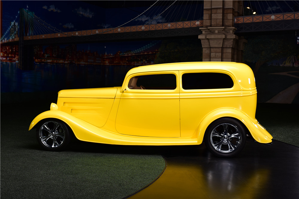 1933 FORD CUSTOM COUPE - Misc 1 - 217664