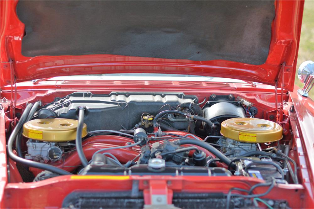 1961 CHRYSLER 300G - Engine - 217772
