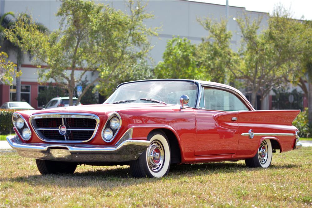 1961 CHRYSLER 300G - Front 3/4 - 217772
