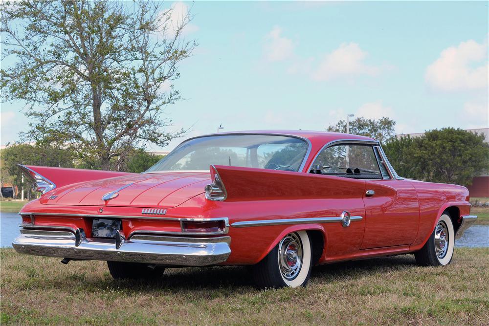 1961 CHRYSLER 300G - Rear 3/4 - 217772