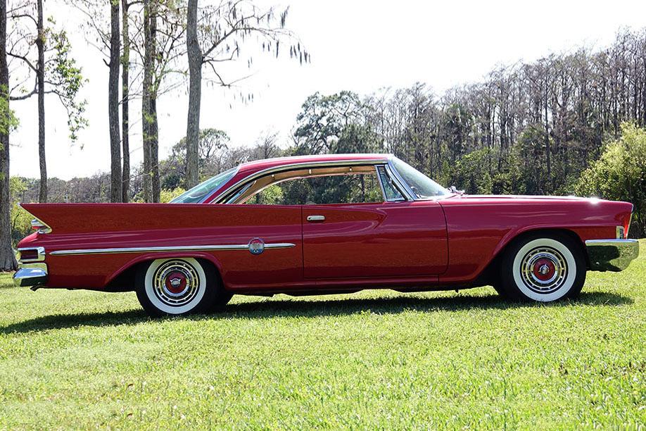 1961 CHRYSLER 300G - Side Profile - 217772