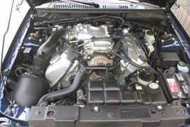 2001 FORD MUSTANG COBRA CONVERTIBLE - Engine - 217774
