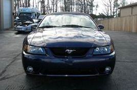 2001 FORD MUSTANG COBRA CONVERTIBLE - Misc 4 - 217774