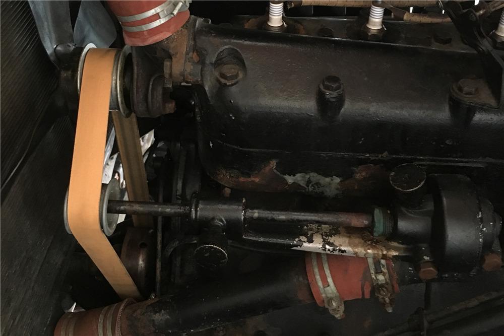 1925 FORD DEPOT HACK - Engine - 217775