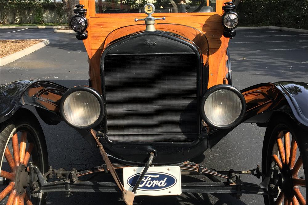 1925 FORD DEPOT HACK - Misc 1 - 217775