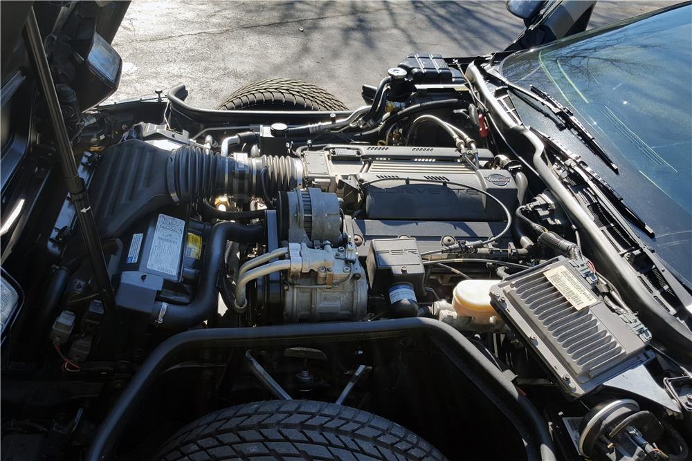 1996 CHEVROLET CORVETTE - Engine - 217832