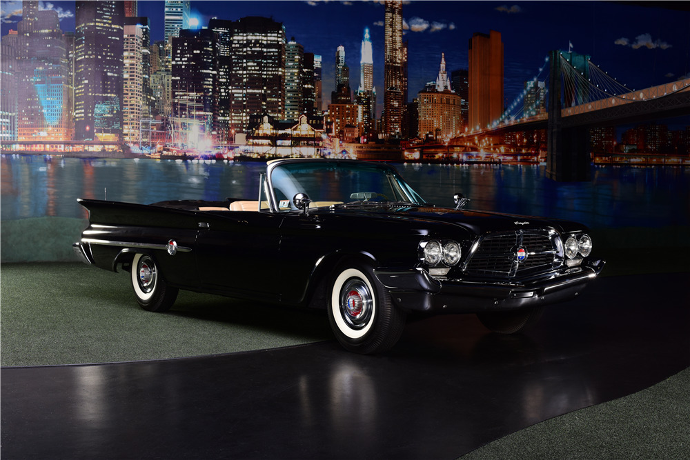 1960 CHRYSLER 300F CONVERTIBLE - Front 3/4 - 217889