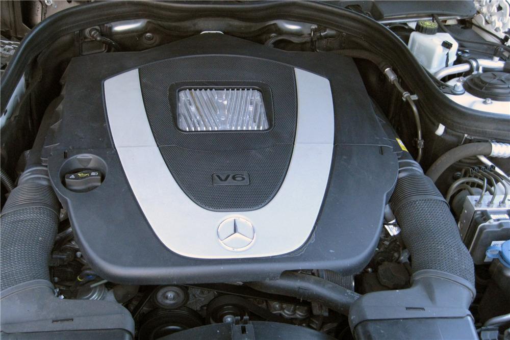 2010 MERCEDES-BENZ E350 - Engine - 217965