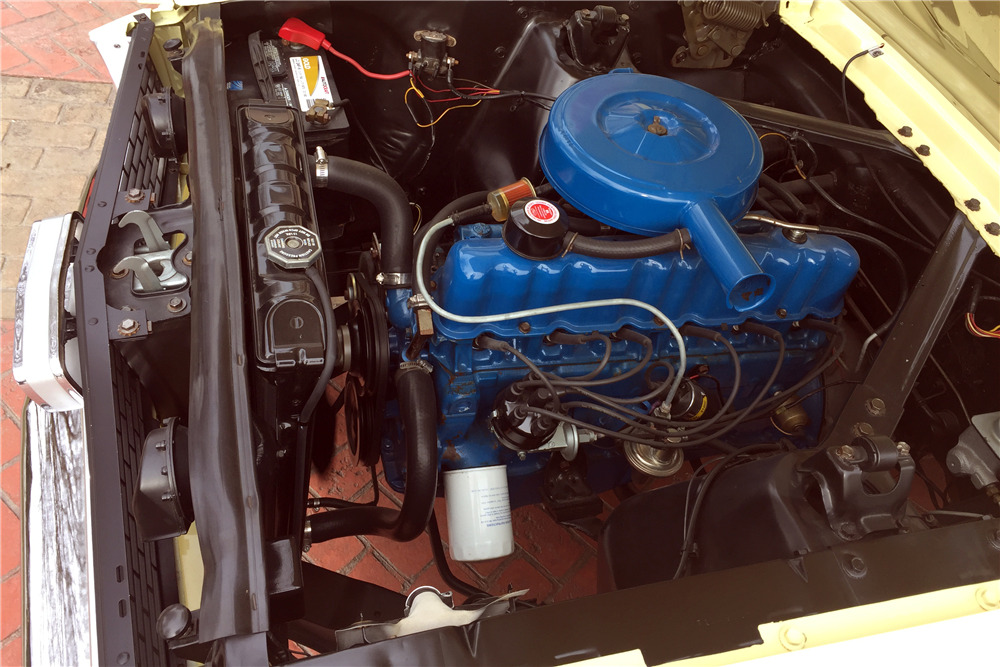 1966 FORD MUSTANG - Engine - 217988