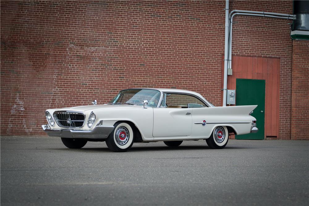 1961 CHRYSLER 300 - Front 3/4 - 217997