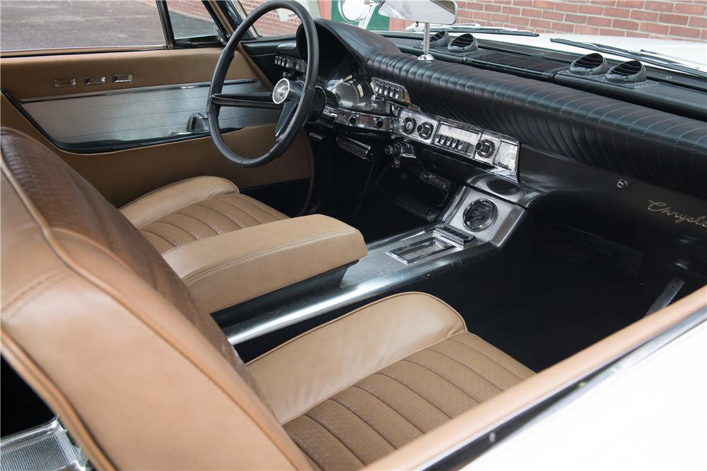 1961 CHRYSLER 300 - Interior - 217997