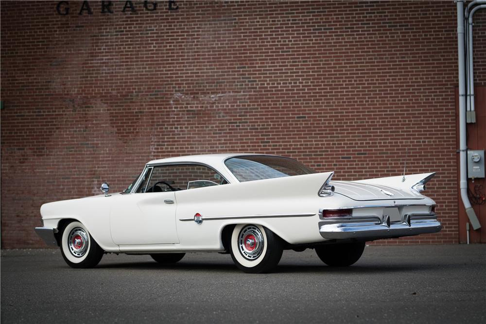 1961 CHRYSLER 300 - Rear 3/4 - 217997