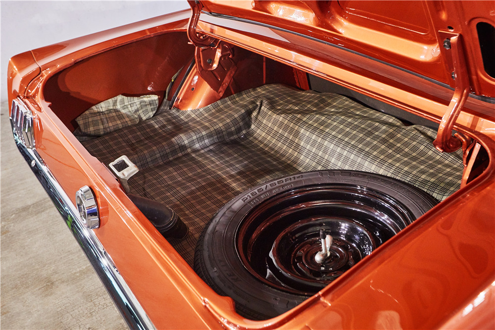 1965 FORD MUSTANG - Misc 1 - 218030