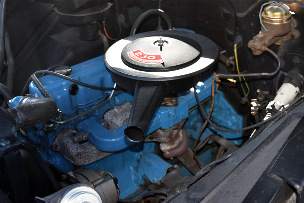 1964 CHEVROLET C10 PICKUP - Engine - 218036