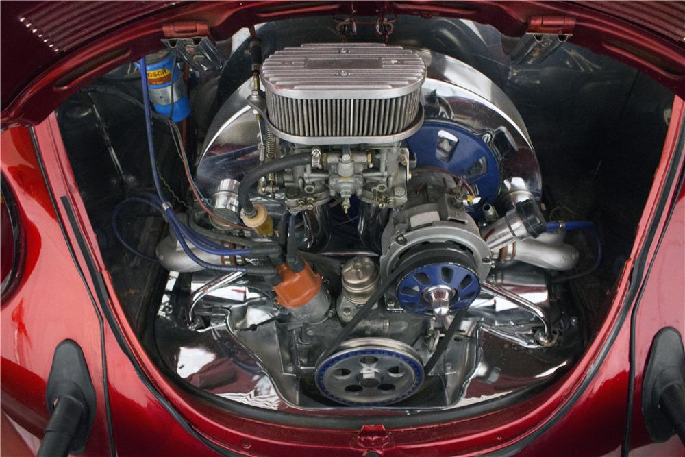 1974 VOLKSWAGEN BEETLE - Engine - 218069