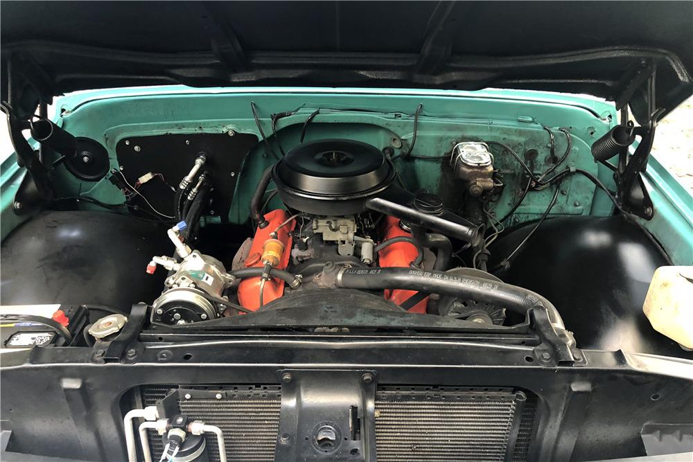 1972 GMC C1500 CUSTOM PICKUP - Engine - 218075