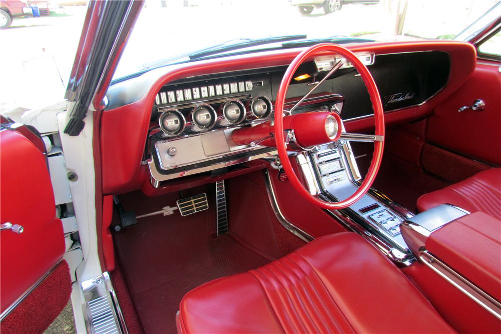 1964 FORD THUNDERBIRD - Misc 1 - 218085