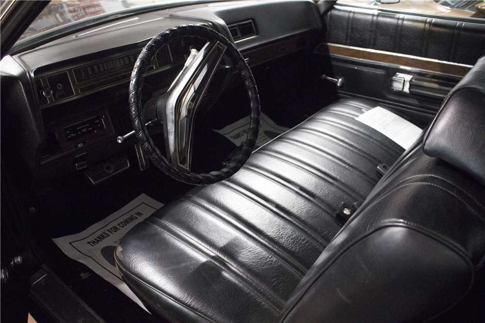 1972 FORD LTD - Interior - 218118