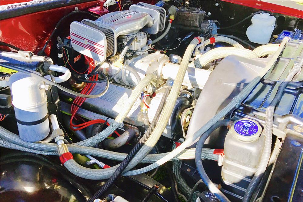 1980 GMC JIMMY - Engine - 218165