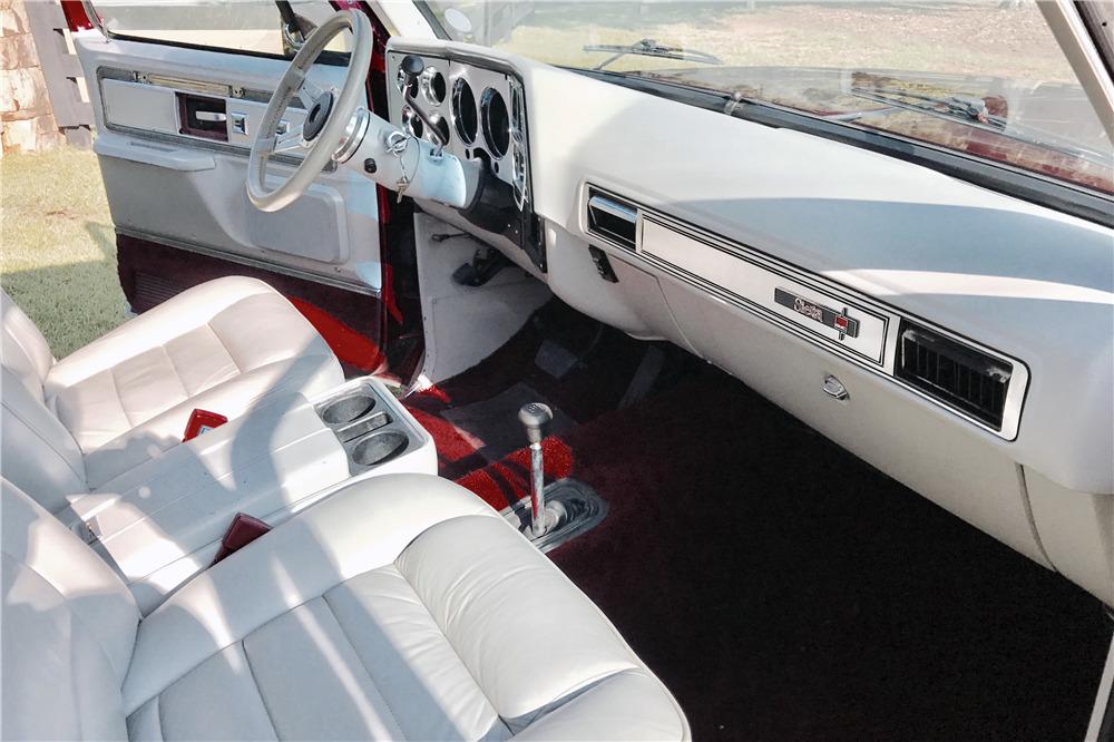 1980 GMC JIMMY - Interior - 218165