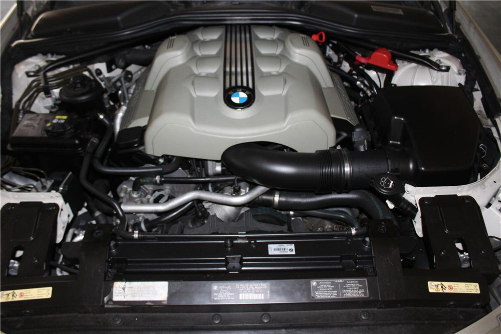 2005 BMW 645 CONVERTIBLE - Engine - 218224