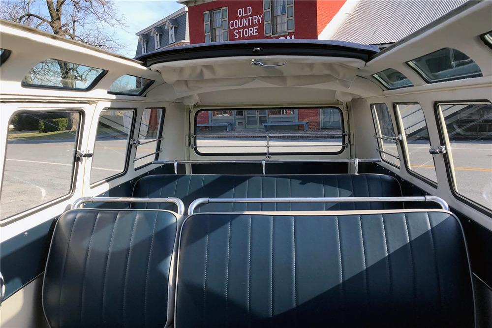 1966 VOLKSWAGEN 21-WINDOW CUSTOM MICROBUS - Misc 9 - 218318