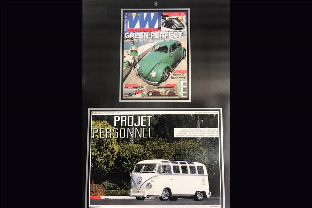 1966 VOLKSWAGEN 21-WINDOW CUSTOM MICROBUS - Misc 11 - 218318