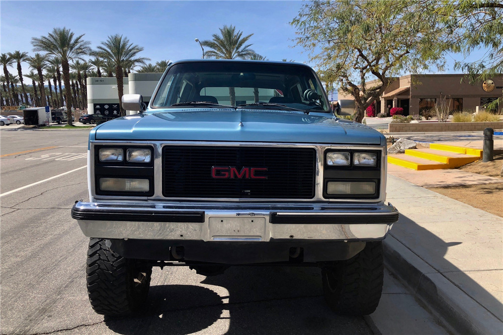 1990 GMC JIMMY CUSTOM 4X4 - Misc 1 - 218338