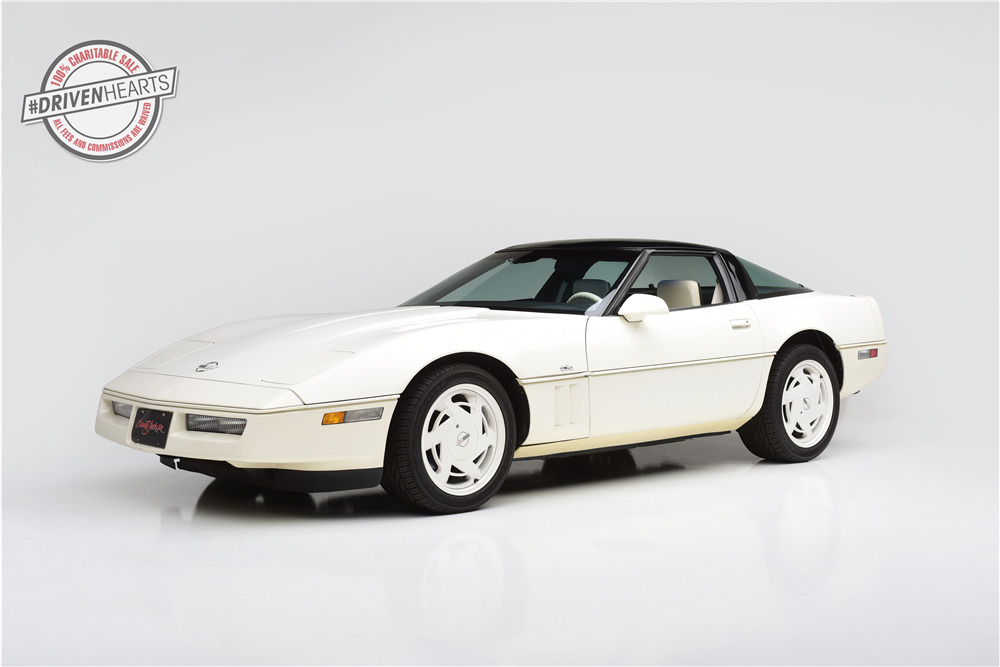 1988 CHEVROLET CORVETTE 35TH ANNIVERSARY EDITION - 219076