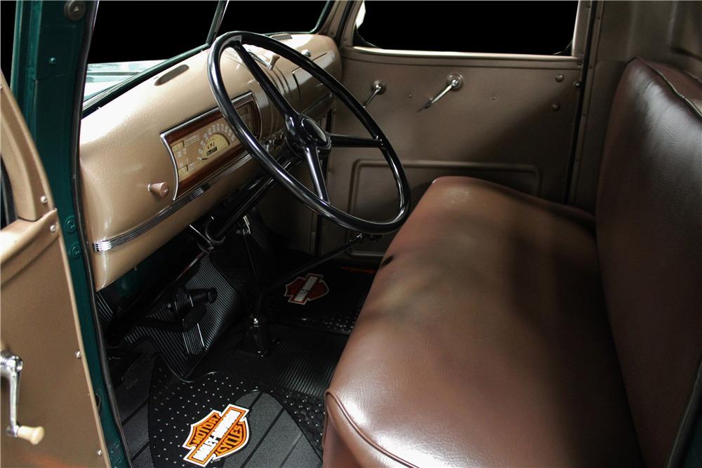 1942 GMC CC150 3/4-TON PICKUP - Interior - 219715