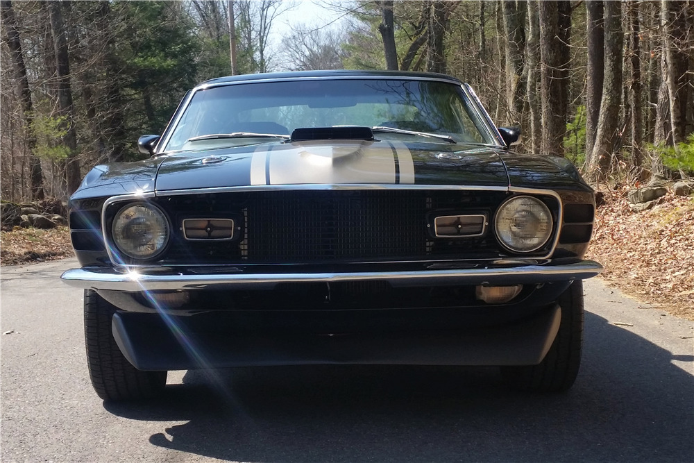 1970 FORD MUSTANG MACH 1 SPORTSROOF - Misc 1 - 219724